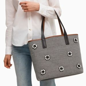Kate Spade ash street triple Compartment Tote
